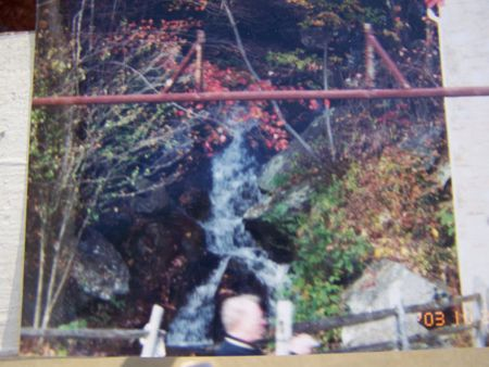 In October Of 2003 My Pas Grandma And I Went To The Mountains For A Weekend At Fancy Gap Virginia There Is An Old Hotel