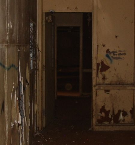 Ghost Sightings Captured In Abandoned School, Ghost Sightings