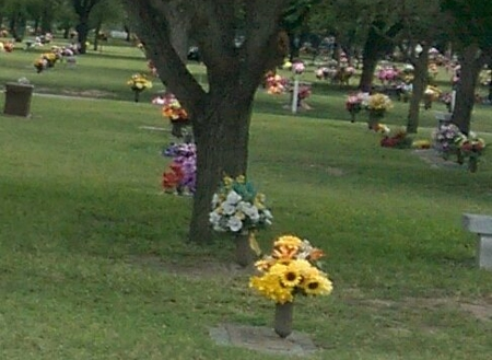 120495 20160616s - Valley Memorial Gardens Cemetery Mission Texas