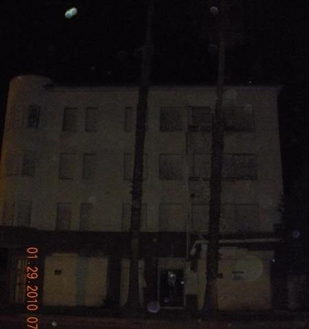 The Haunted Hotel Downtown On Main Street Orbs Galore